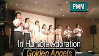 Golden Angels, In Humble Adoration