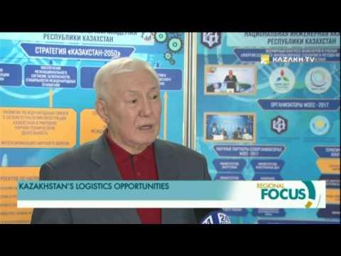 KAZAKHSTAN'S LOGISTICS OPPORTUNITIES