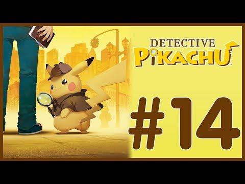 Detective Pikachu  Timburr Dery Service 14