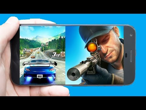 Top Offline HD Android Games 2019