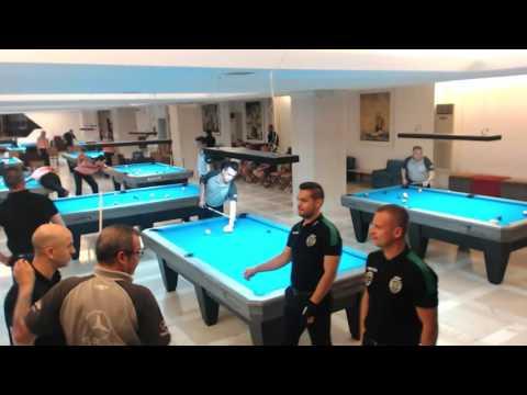 Taça de Portugal Pool Equipas - Câmera Tv