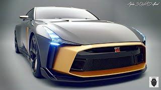 Nissan GT-R50 italdesign – Nissan GTR 2019