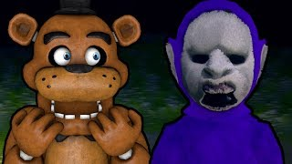 FREDDY PLAYS: Slendytubbies 3 (Part 1)    SOMETHING IS WRONG WITH THE CUSTARDS!!!