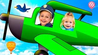 Профессии - Детская песня  | Песни для  детей с Майей и Машей