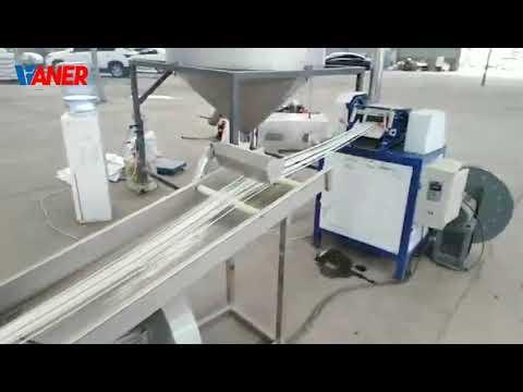 VANER Plastic Granulator Machine/plastic Granule Making Machine/plastic Pelletizing Machine