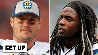 Philip Rivers undercut Melvin Gordon by saying Chargers have 'dang good' RBs - Foxworth | Get Up