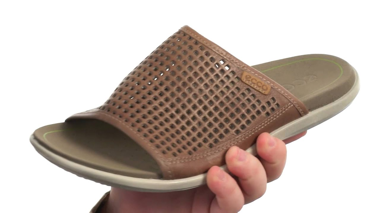 ECCO Collin Sandal SKU:8460222 - YouTube