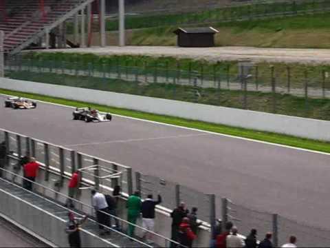 RMU Classic @Spa Francorchamps 2009 FIA Historic F1 Championship