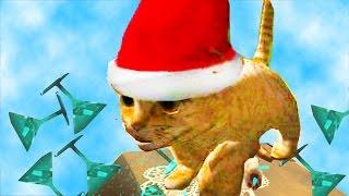 Играем в СИМУЛЯТОР КОШКИ #1 мульт-игра про котят развлекательное видео для детей
