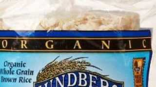 Whole Grain Organic Rice Cakes Lundberg Brown Rice Gluten Free 8.5 Oz