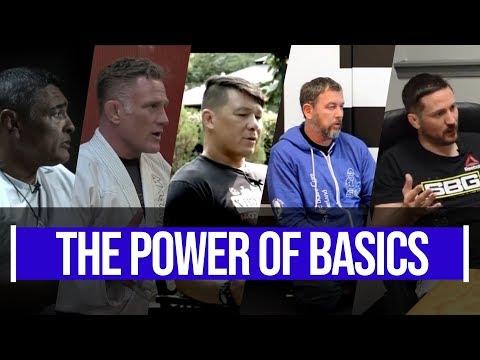 The Power of Fundamentals in BJJ | Rickson, Haueter, Akins, Thornton, Kavanagh