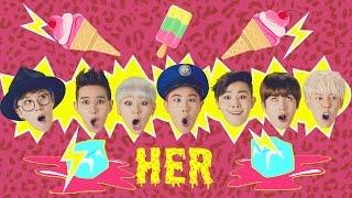 Repeat youtube video [MV] Block B (블락비) HER (헐)