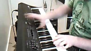 WWE Undertaker theme on piano