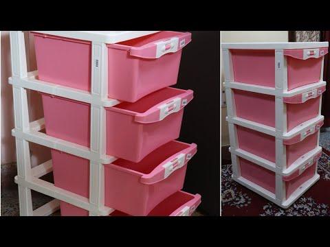 Multipurpose Home & Kitchen Organizer | Nilkamal Organizer Review
