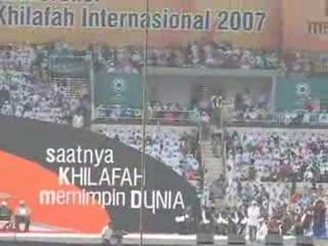 Khilafah Conference 2007 Jakarta