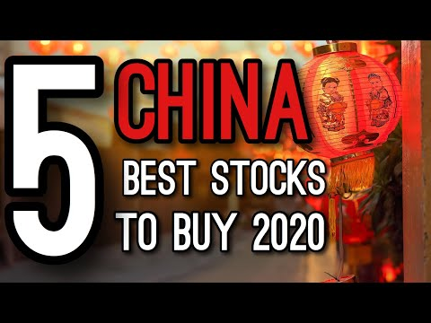5 Best China Stocks To Buy Now 2020