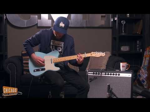 Fender American Special Telecaster Daphne Blue Limited Edition of 50 (CME Exclusive) | CME Gear Demo