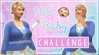 The Sims 4: 100 Baby Challenge (Part 63) Slumber Party!