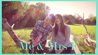 Tonight You Belong To Me - Me & Mrs F Cover
