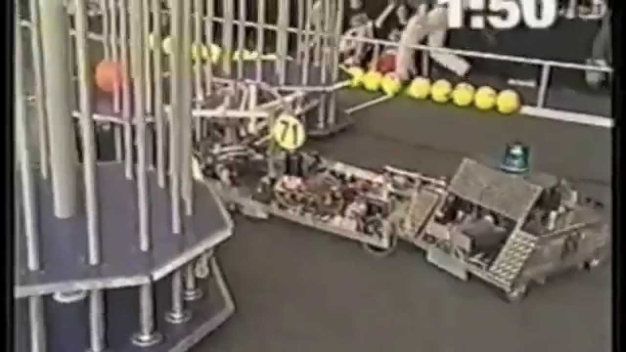 History Of First Robotics Competition 1992 2011 Youtube