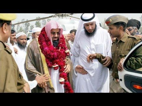 Sheikh Shuraim visits Darul Uloom Deoband 2012