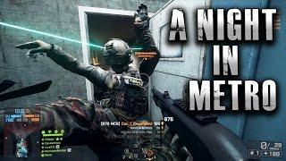 Battlefield 4 A Night In Metro - Salt Included