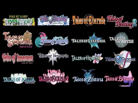 Tales of Series Music - All First Battle Theme