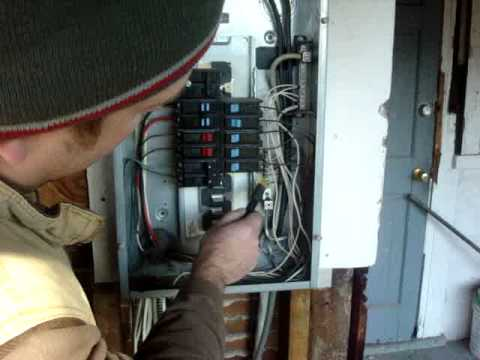 looking inside a breaker box what\u0027s right and what\u0027s wrong youtube Wiring an Electrical Service Panel