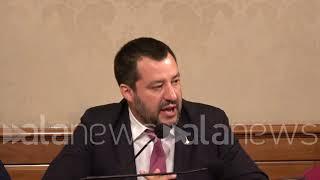 """Ddl Pillon, Salvini: """"E' punto di partenza, bisogna riformare il diritto di famiglia"""""""