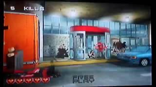 Target: Terror (Nintendo Wii, 2008) Gameplay