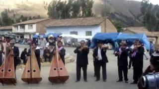 TUNANTADA....  intergrado de 4 orquestas  ... Jauja - Molinos..   2009