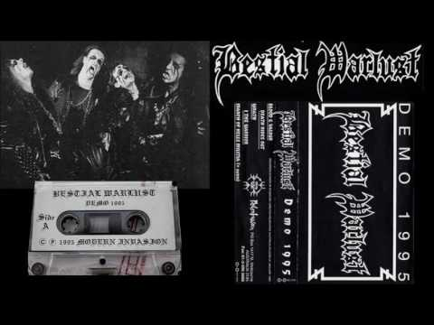 BESTIAL WARLUST - Demo 1995 - Full (Black death, war metal, Australia)