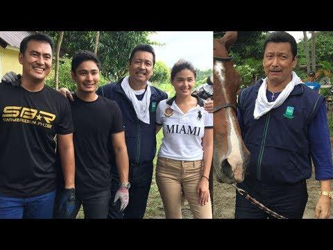 LITO LAPID magaling na kusinero pala, pinagluto sa set ang cast ng Ang Probisiyano!