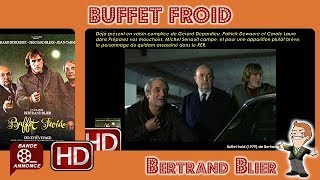 Buffet froid de Bertrand Blier (1979) #MrCinéma 51
