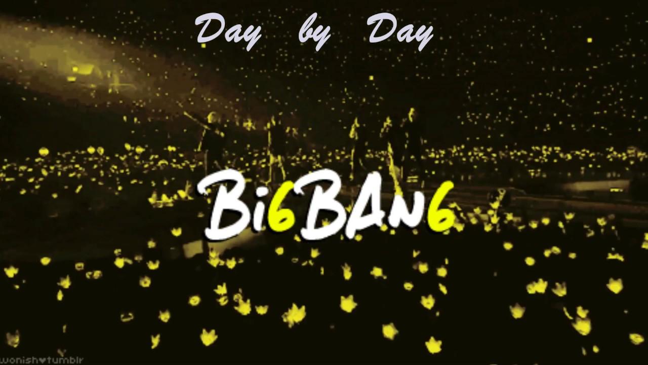 [Học tiếng hàn qua bài hát] Day by day- Big Bang