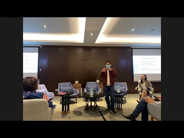 Pertemuan Para Tokoh Properti melalui Grup Synergy