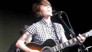 5/11 Tegan & Sara - Acoustic Like O, Like H @ Under the Volcano, Vancouver