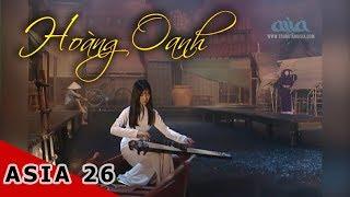 Mưa Trên Phố Huế   Nhạc Sĩ: Minh Kỳ    Hoàng Oanh   ASIA 26