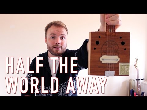 Half The World Away - Oasis Ukulele Tutorial (JOHN LEWIS CHRISTMAS AD 2015)