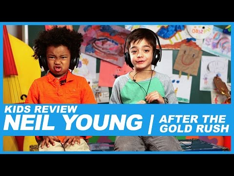 Kids React to Neil Young's 'After The Gold Rush' Lyrics