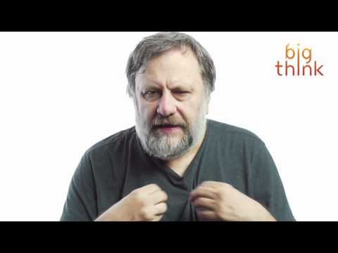 The Optimism of Melancholia | Slavoj Žižek | Big Think