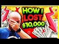How I lost $10,000 selling on amazon my first year 😢  | And how you can avoid it