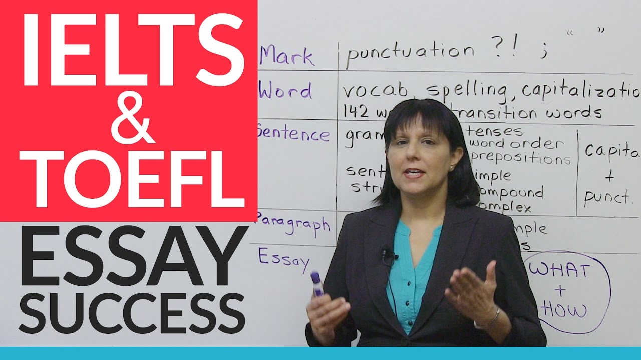 learn the keys to ielts toefl essay success