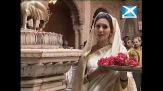 Deepti Bhatnagar visits Brij Bhumi, Vrindavan