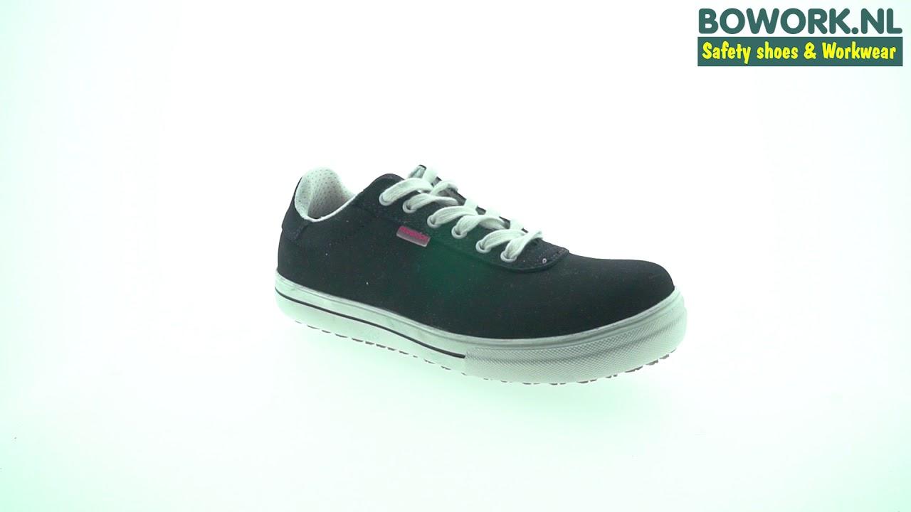 Redbrick Dames Werkschoenen.Dames Werkschoenen Redbrick Lena S3 Productfilm Youtube