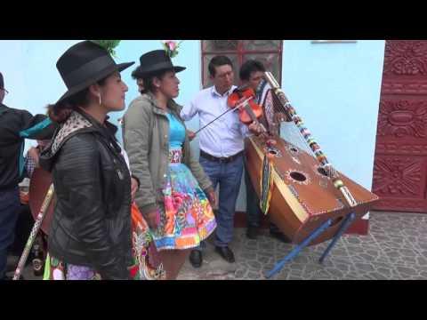 Chacña 2015 Huayno con Sacra y Hugo parte 1