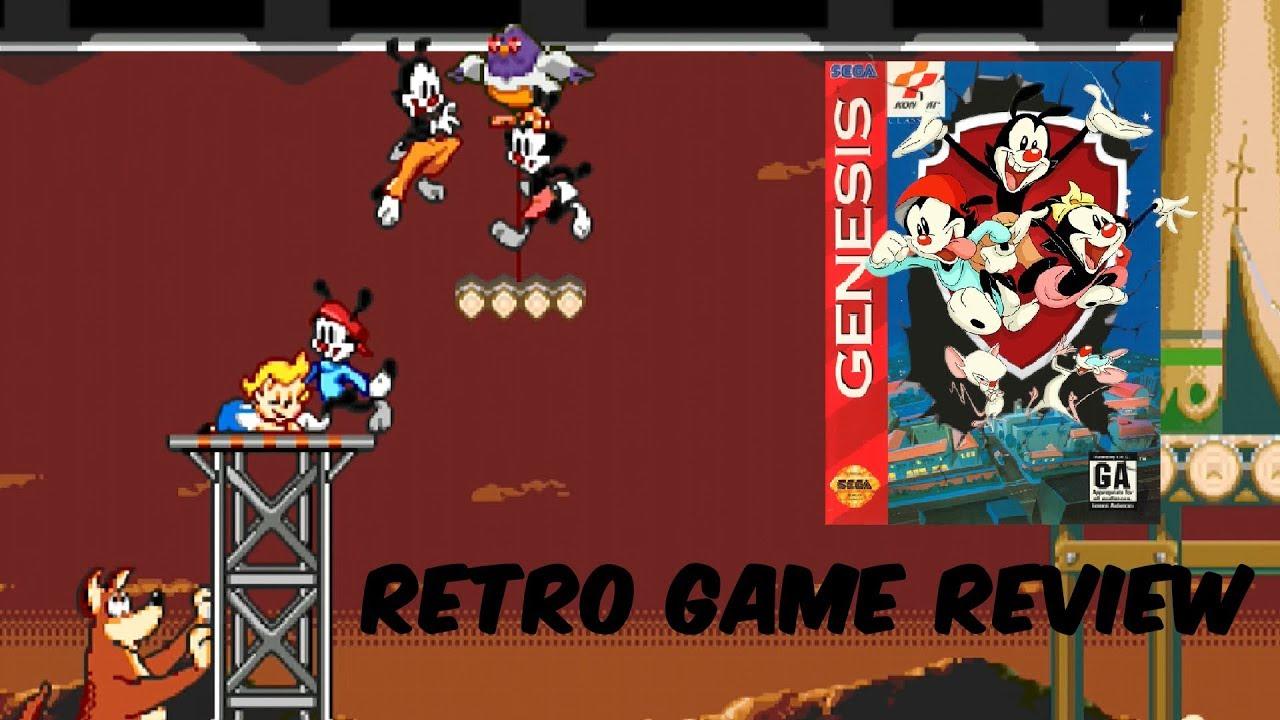Retro Game Review – Animaniacs (Genesis)   WGN Radio - 720 AM