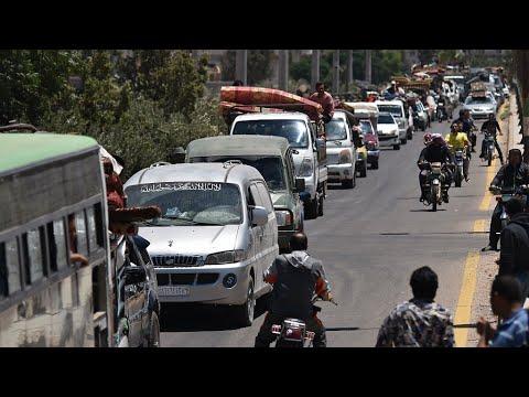 روسيا تعلن عن إقامة مركز في سوريا لمساعدة اللاجئين على العودة إلى ديارهم  - 12:23-2018 / 7 / 19