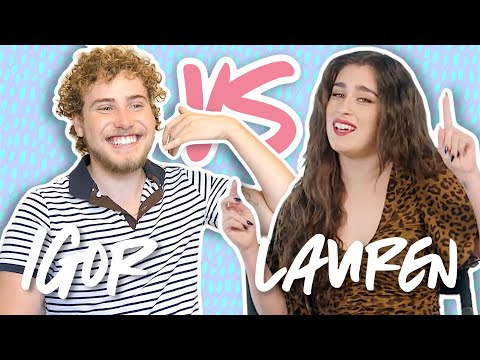 1 palavra 1 música com Lauren Jauregui