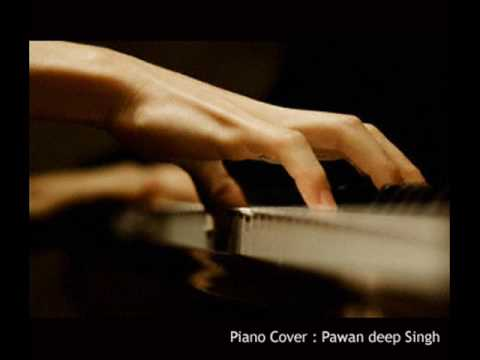 gajab ka ha din hindi indian piano instrumental song:piano cover Pawandeep Singh